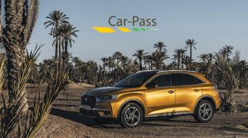 DS 7 Crossback Car Pass